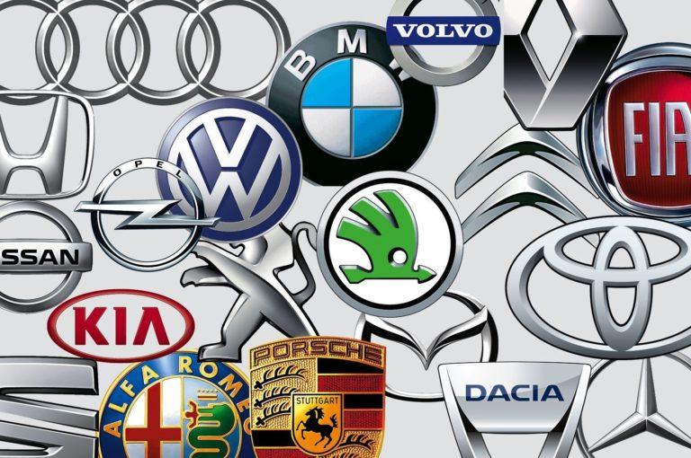 marki samochodowe