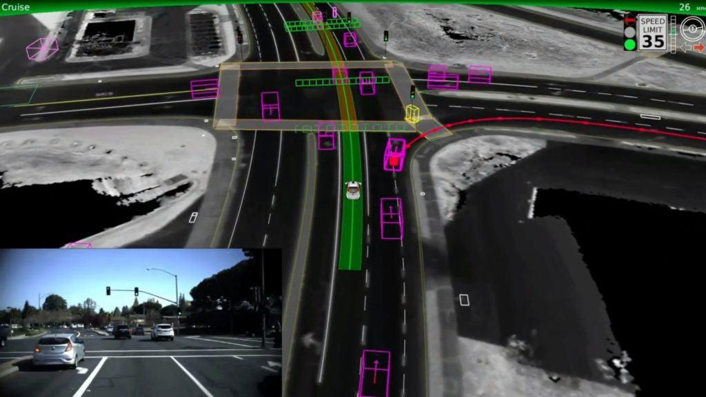 Jak świat widzi samochód autonomiczny