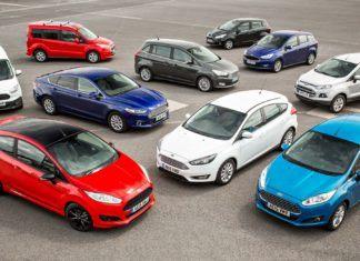 Najpopularniejsze modele Forda