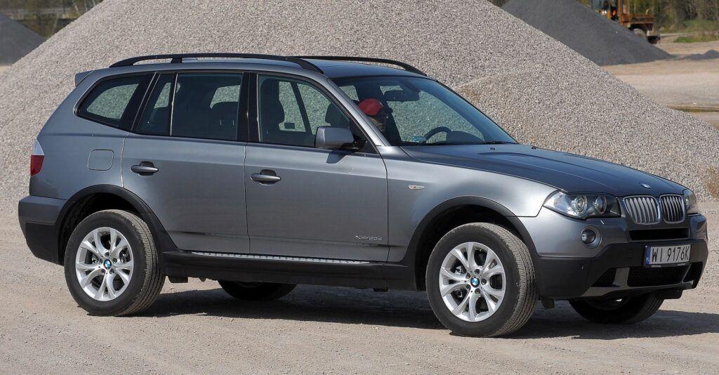 BMW X3 E83 FL xDrive20d 2.0d 177KM 6AT WI9176K 04-2009