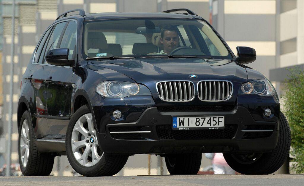 BMW X5 E70 xDrive48i 4.8 V8 355KM 6AT WI8745F 06-2007