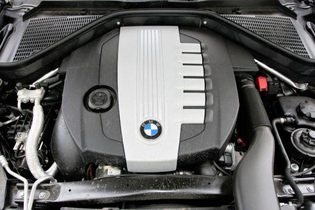 BMW X5 - silnik