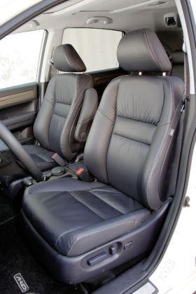 Honda CR-V - fotel kierowcy