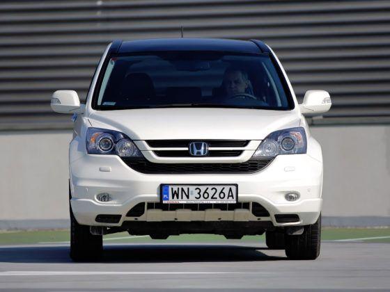 Honda CR-V - przód