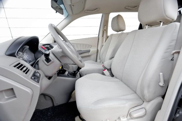 Hyundai Tucson - fotel kierowcy