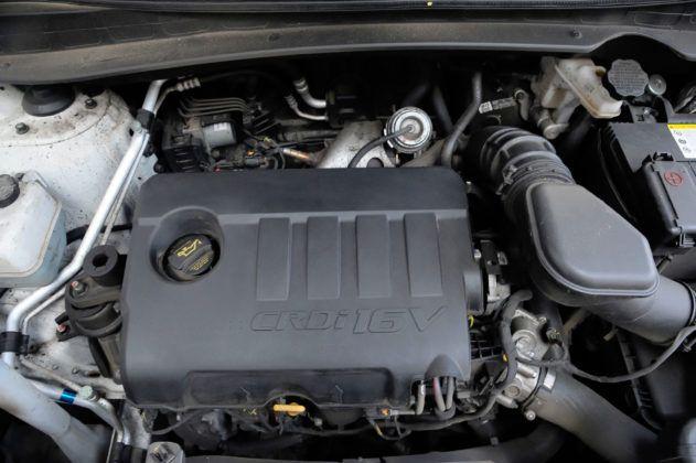 Hyundai ix35 - silnik
