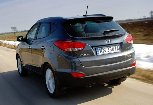 Hyundai ix35 - sylwetka