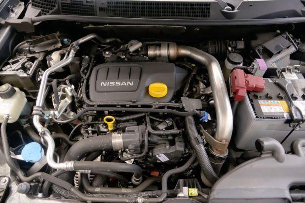 Nissan Qashqai - silnik
