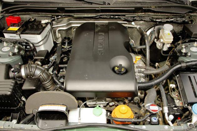 Suzuki Grand Vitara - silnik