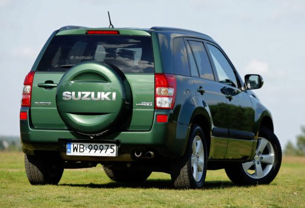 Suzuki Grand Vitara - sylwetka