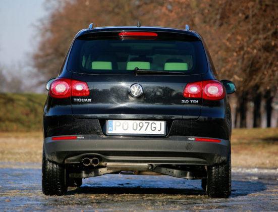 Volkswagen Tiguan - tył