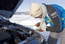 Eksploatacja samochodu zimą