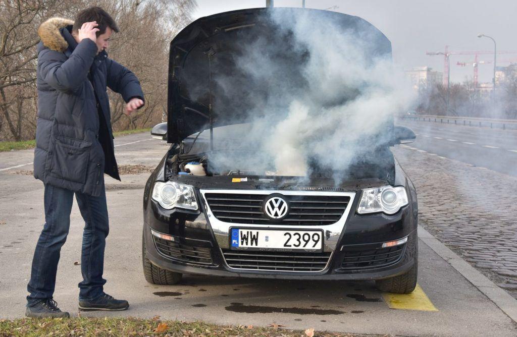 Volkswagen awaria