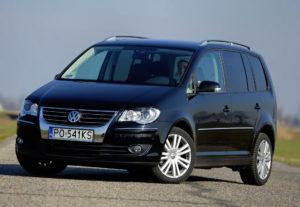 1.4 Twincharger - Volkswagen Touran