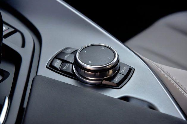 BMW i8 - sterownik iDrive