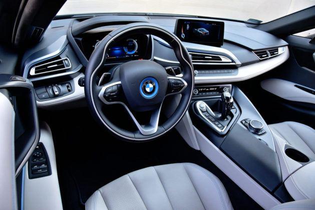 BMW - deska rozdzielcza