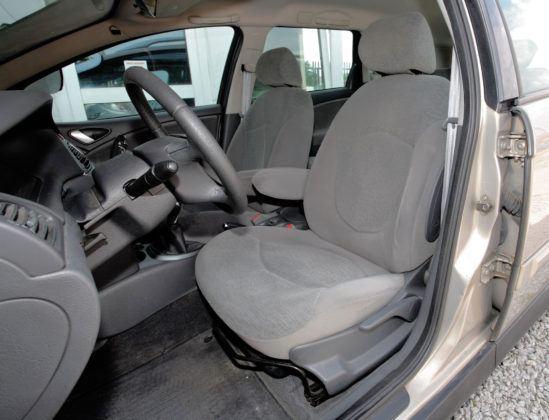 Citroen C5 I - fotel kierowcy