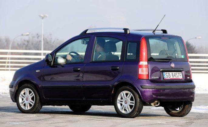 Fiat Panda - sylwetka