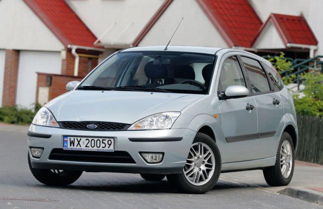 Ford Focus - sylwetka