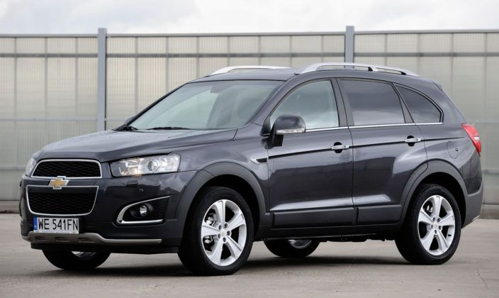 GM 6T40 - Chevrolet Captiva
