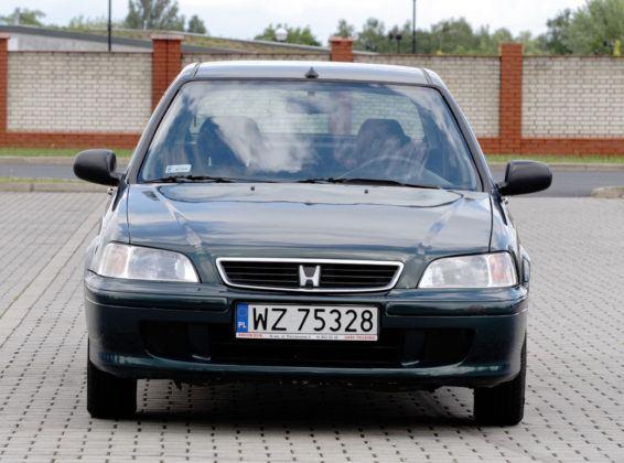Honda Civic - przód