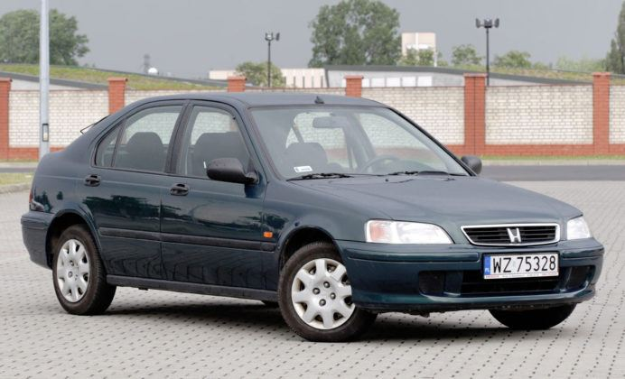 Honda Civic - sylwetka