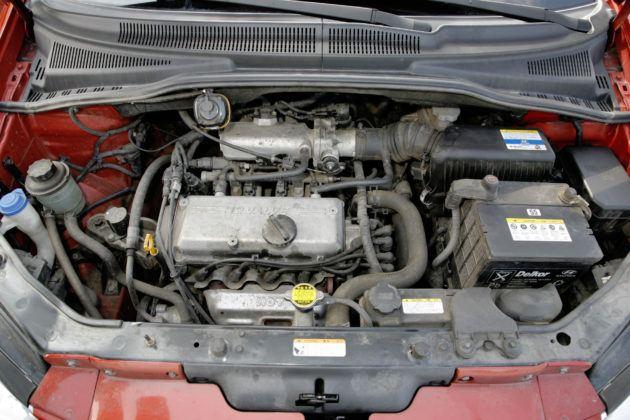 Hyundai Getz - silnik