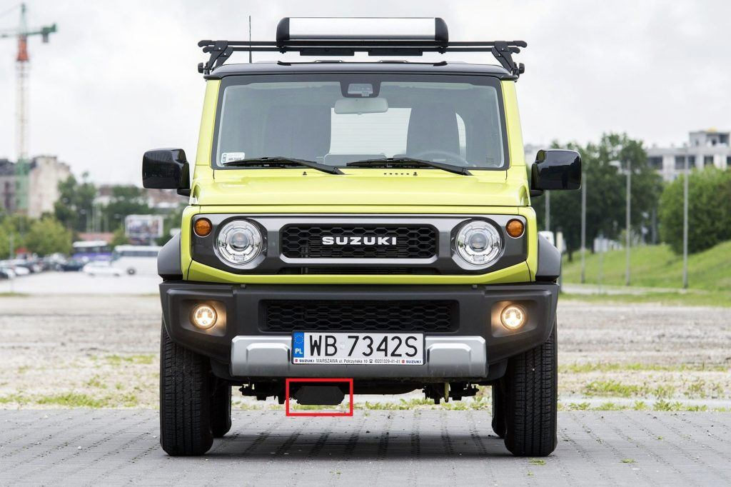 SUZUKI Jimny IV 1.5 102KM 4AT 4WD WB7342S 05-2019
