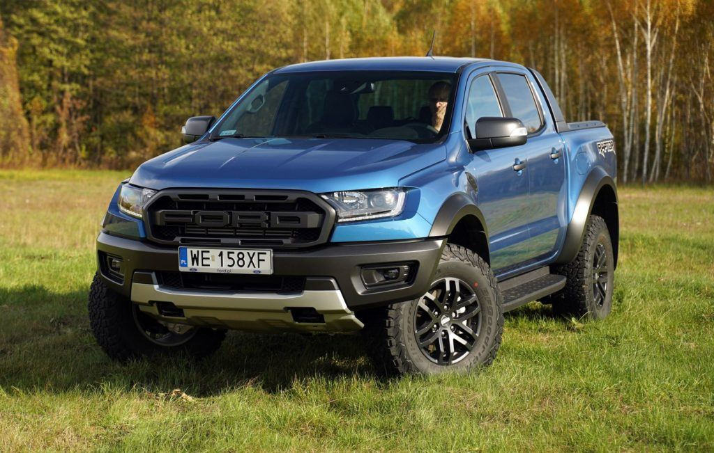 FORD Ranger III FL Raptor 2.0EcoBlue Twin-Turbo 213KM 10AT 4x4 WE158XF 10-2019