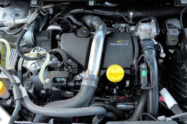 Renault Megane III - silnik