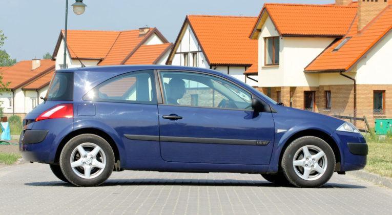 Renault Megane - bok