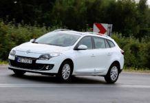 Renault Megane - otwierające