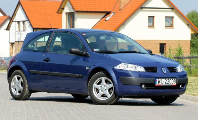 Renault Megane - sylwetka
