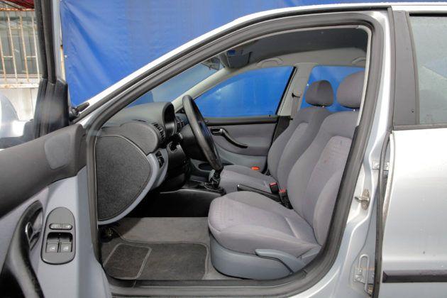 Seat Toledo - fotel kierowcy