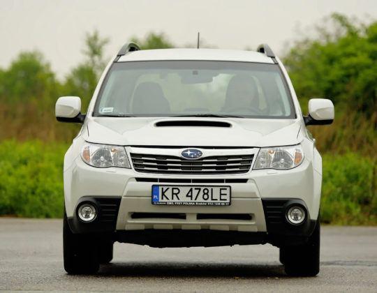 Subaru Forester (2008-2013) - przód