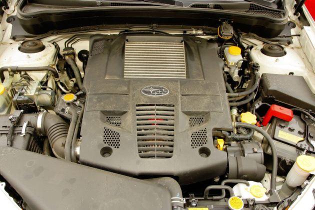 Subaru Forester (2008-2013) - silnik