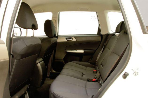 Subaru Forester (2008-2013) - tylna kanapa