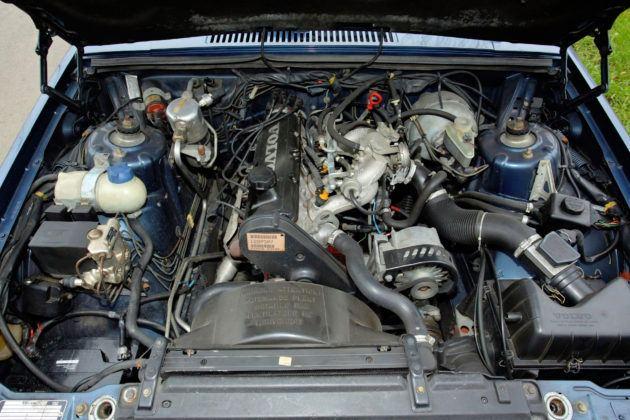Volvo 940 - silnik