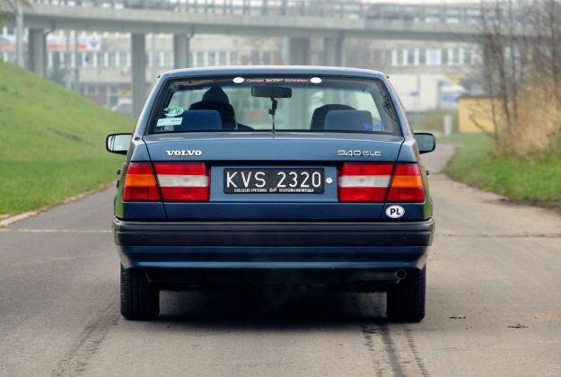 Volvo 940 - tył