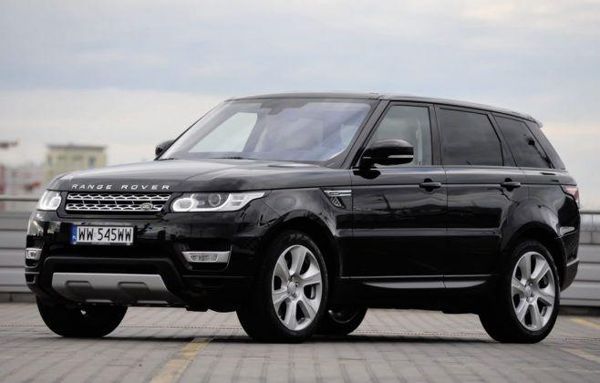 ZF 6HP - Range Rover