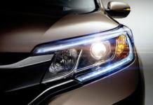 Reflektory SUV