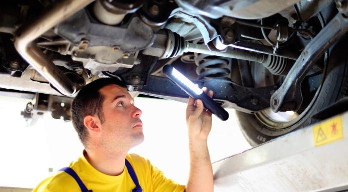 Inspekcja samochodu przed kupnem