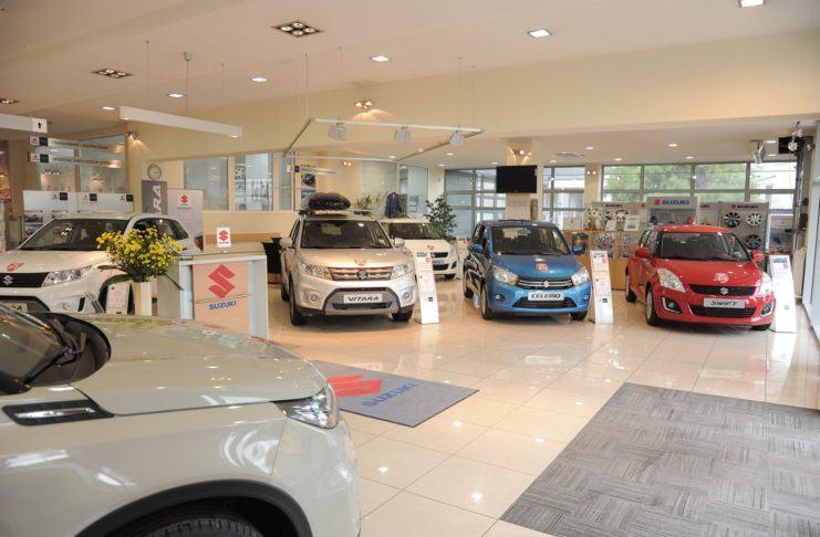 Rejestracje nowych samochodów