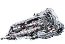 Audi S-Tronic - przekrój