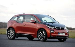 BMW i3 - sylwetka