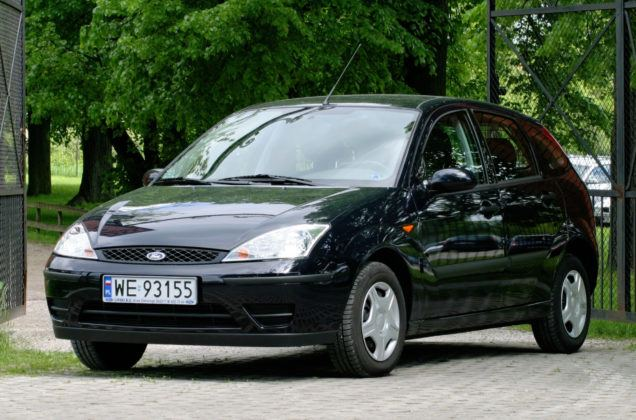 Ford 4F27E - Ford Focus