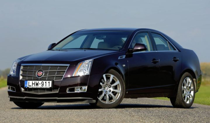 GM 5L40-E - Cadillac CTS