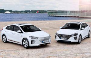 Hyundai Ioniq - hybryda i elektryczny