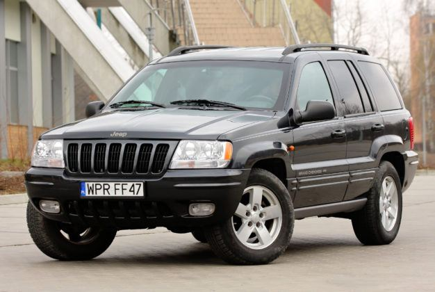 Jeep 545RFE - Jeep Grand Cherokee
