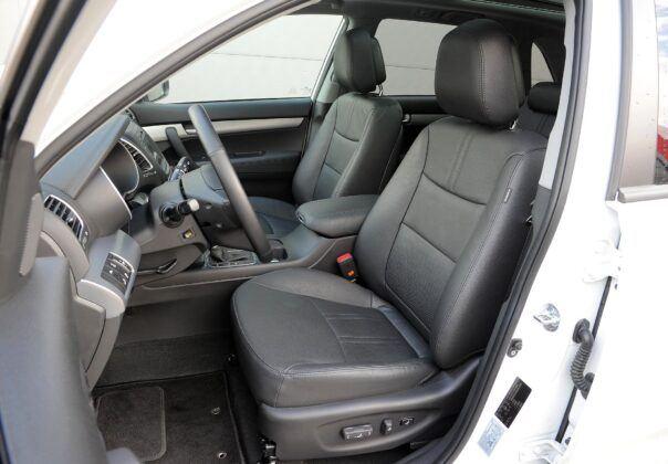 Kia Sorento II fotel kierowcy